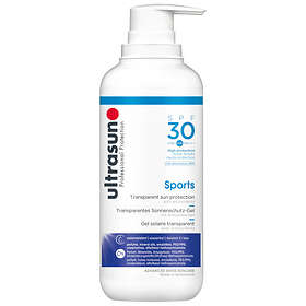 Ultrasun Sports Transparent Sun Protection Gel SPF30 400ml