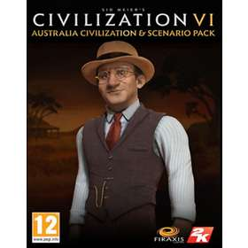 Sid Meier's Civilization VI Expansion: Australia Civilization & Scenario Pack