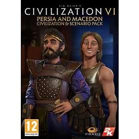 Sid Meier's Civilization VI Exp: Persia & Macedon Civilization & Scenario (Mac)