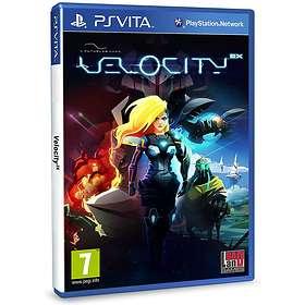 Velocity 2X - Critical Mass Edition (PS Vita)