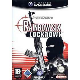 Tom Clancy's Rainbow Six: Lockdown (GC)