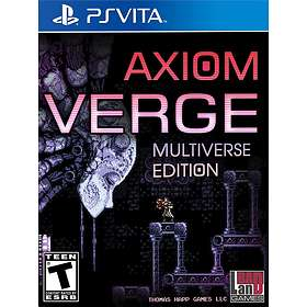 Axiom Verge - Multiverse Edition (PS Vita)