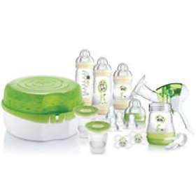 Mam Steriliser & Breast Pump Set 1