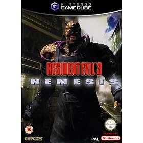 Resident Evil 3: Nemesis (GC)