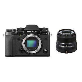 Fujifilm X-T2 + 23/2,0 R WR
