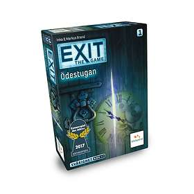 Exit: The Game Abandoned Cabin
