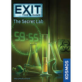 Exit: The Game Secret Lab