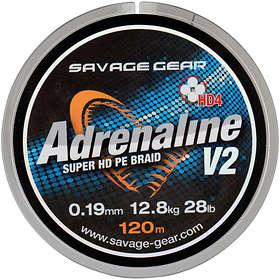 Savage Gear HD4 Adrenaline V2 0.19mm 120m