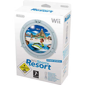 Wii Sports Resort (incl. Wii MotionPlus)