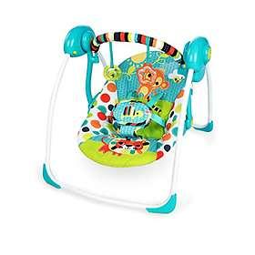 Ingenuity Bright Starts Kaleidoscope Safari Portable Swing