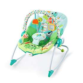Ingenuity Bright Starts Playful Parade Baby To Big Kid Rocker