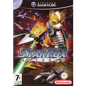 Star Fox: Assault (GC)