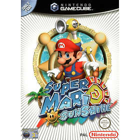 Super Mario Sunshine (GC)