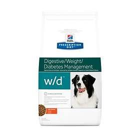 Hills Canine Prescription Diet WD 12kg