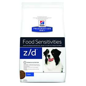 Hills Canine Prescription Diet ZD Food Sensitivities 10kg