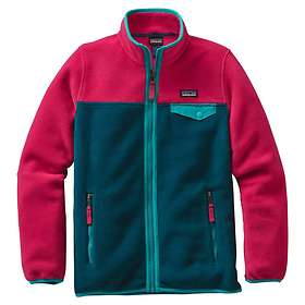 Patagonia Lightweight Synchilla Snap-T Fleece Jacket (Flicka)