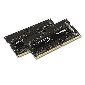 Kingston HyperX Impact SO-DIMM DDR4 PC19200/2400MHz CL14 2x8GB
