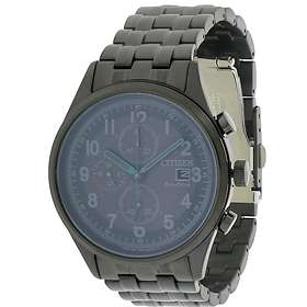 74113cf697d Find the best price on Citizen Eco-Drive Chronograph CA0625-55E ...