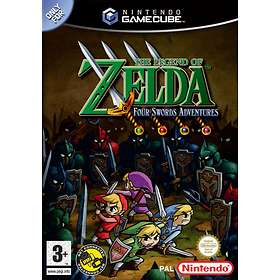 The Legend of Zelda: Four Swords Adventures (GC)