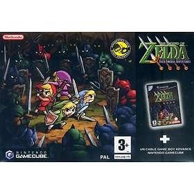 The Legend of Zelda: Four Swords Adventures (inkl. GBA Linkkabel) (GC)