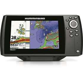 Humminbird Helix 7x Chirp DI GPS G2