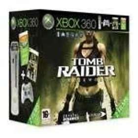 Microsoft Xbox 360 Premium 60Go (+ Tomb Raider: Underworld)