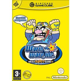 Wario Ware Inc.: Mega Party Game$ (GC)