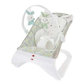 Fisher-Price Comfort Curve Bunny Cushion