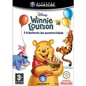 Winnie the Pooh's Rumbly Tumbly Adventure (GC)