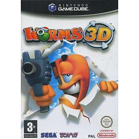 Worms 3D (GC)
