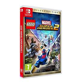 LEGO Marvel Super Heroes 2 - Deluxe Edition (Switch)