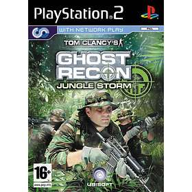 Tom Clancy's Ghost Recon: Jungle Storm (PS2)