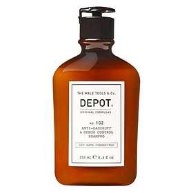 Depot The Male Tools & Co. Anti Dandruff Sebum Control Shampoo 250ml