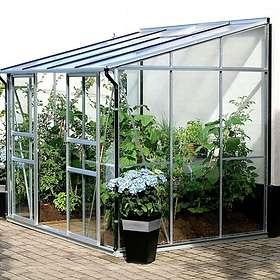Vitavia Ida 6500 Väggväxthus 6,5kvm (Aluminium/Glas)