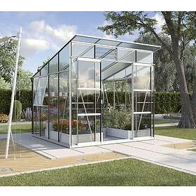 Vitavia Freya 7600 Växthus 7,6kvm (Aluminium/Glas)