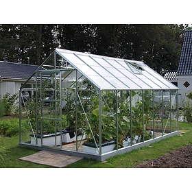Vitavia Merkur 11500 Växthus 11,5kvm (Aluminium/Glas)
