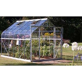 Vitavia Diana 9900 Växthus 9,9kvm (Aluminium/Glas)