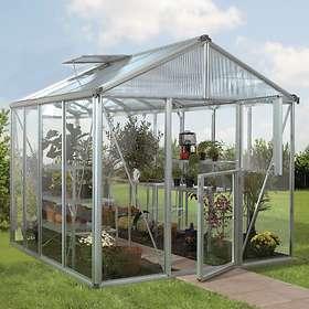 Vitavia Zeus 8100 Växthus 8,1kvm (Aluminium/Glas)