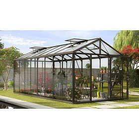 Vitavia Zeus 15700 Växthus 15,7kvm (Aluminium/Glas)