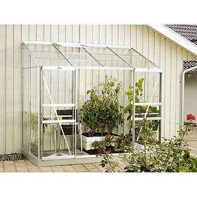 Vitavia Ida 3300 Väggväxthus 3,3kvm (Aluminium/Glas)