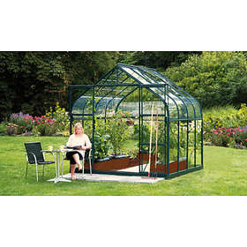 Vitavia Diana 6700 Växthus 6,7m² (Aluminium/Glas)