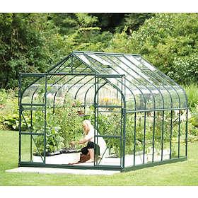 Vitavia Diana 8300 Växthus 8,3kvm (Grön/Glas)