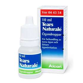 Alcon Natural Tears Eye Drops 10ml