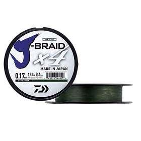 Daiwa J-Braid X4 0.33mm 450m