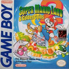 Super Mario Land 2 : 6 Golden Coins (GB)