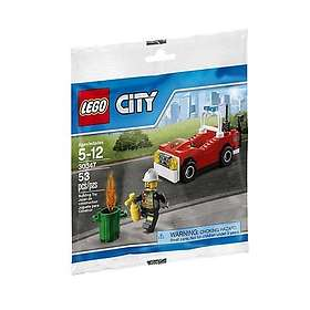Tidsmæssigt LEGO City 60156 Djungel Buggy - Hitta bästa pris på Prisjakt IL-92