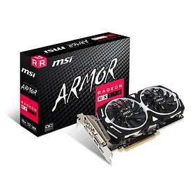 MSI Radeon RX 570 Armor OC HDMI 3xDP 8Go