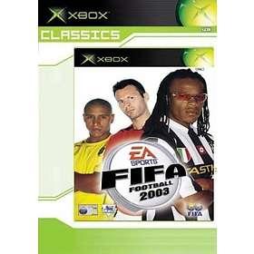 FIFA Football 2003 (Xbox)