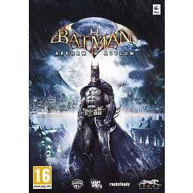 Batman: Arkham Asylum - Game of the Year Edition (Mac)