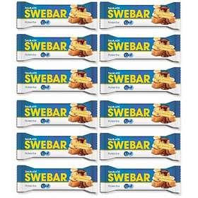 Dalblads Nutrition Less Sugar Swebar Bar 50g 12st